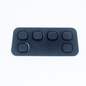 productie van rubber toetsenbord