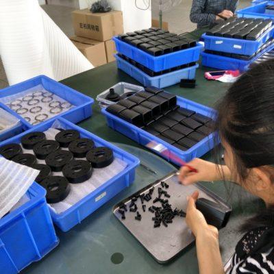 Assembleren van product