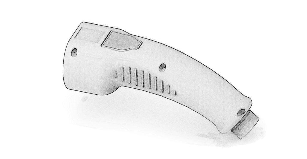 Product design of plastic parts