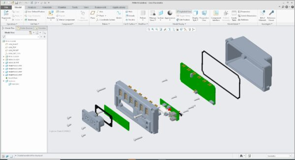 Productontwikkeling en Technisch tekenen in 3D